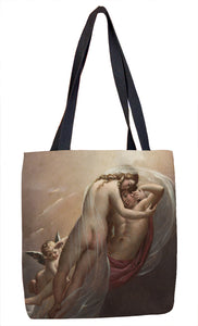 Aurora and Cephalus Tote Bag - ImageExchange