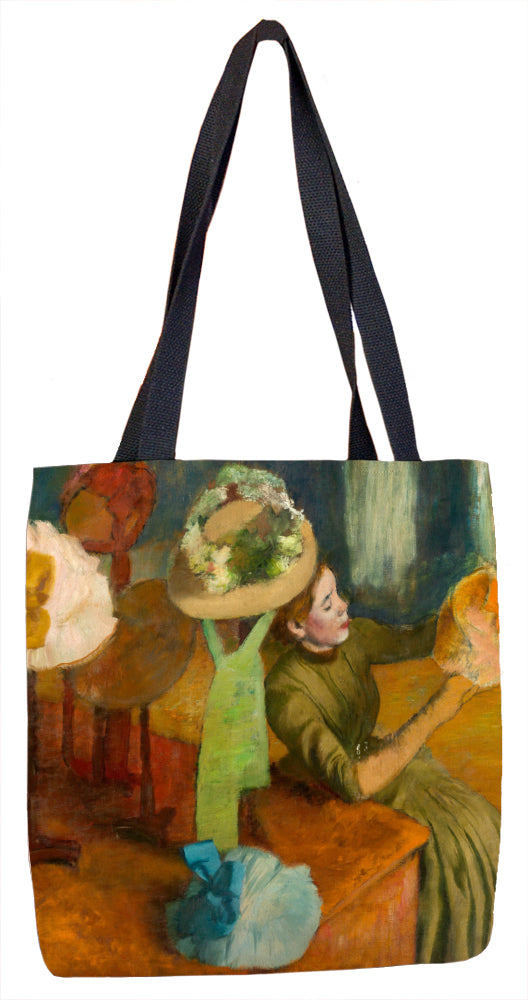 The Millinery Shop Tote Bag - ImageExchange