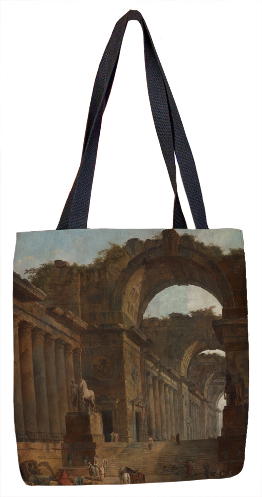 The Fountains Tote Bag - ImageExchange