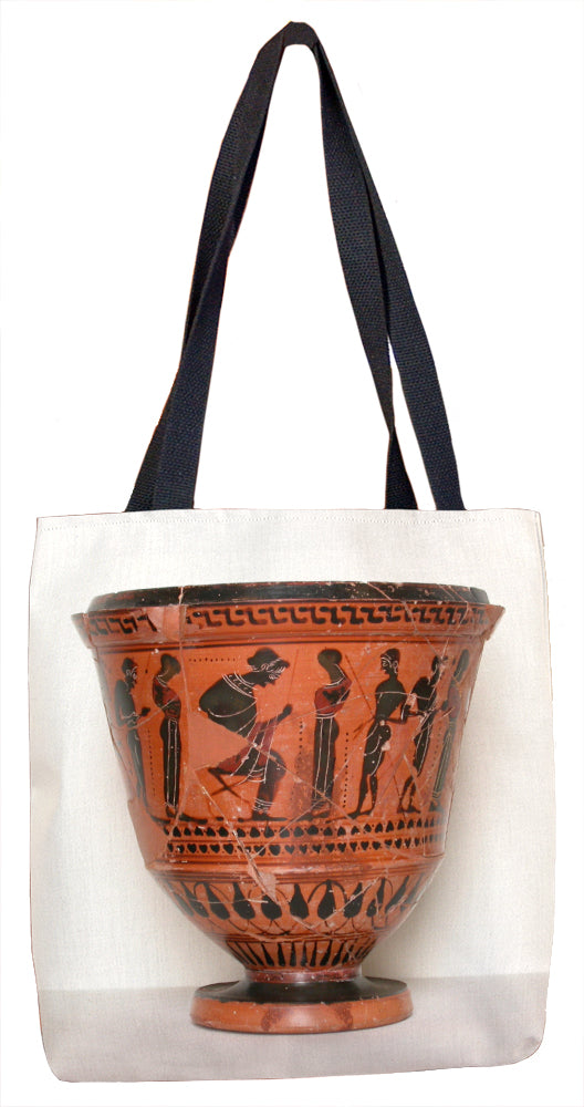 Pyxis (Container for Personal Objects) Tote Bag - ImageExchange