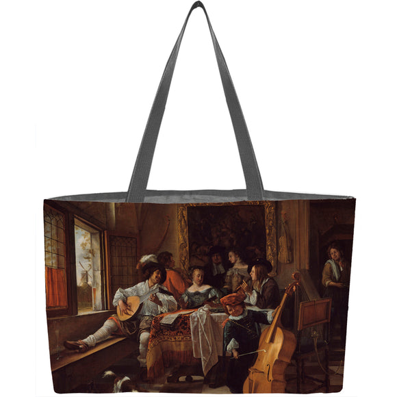 The Family Concert Tote Bag - ImageExchange
