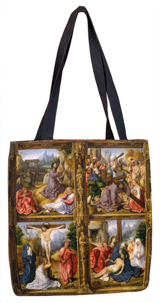 Four Scenes from the Passion Tote Bag - ImageExchange