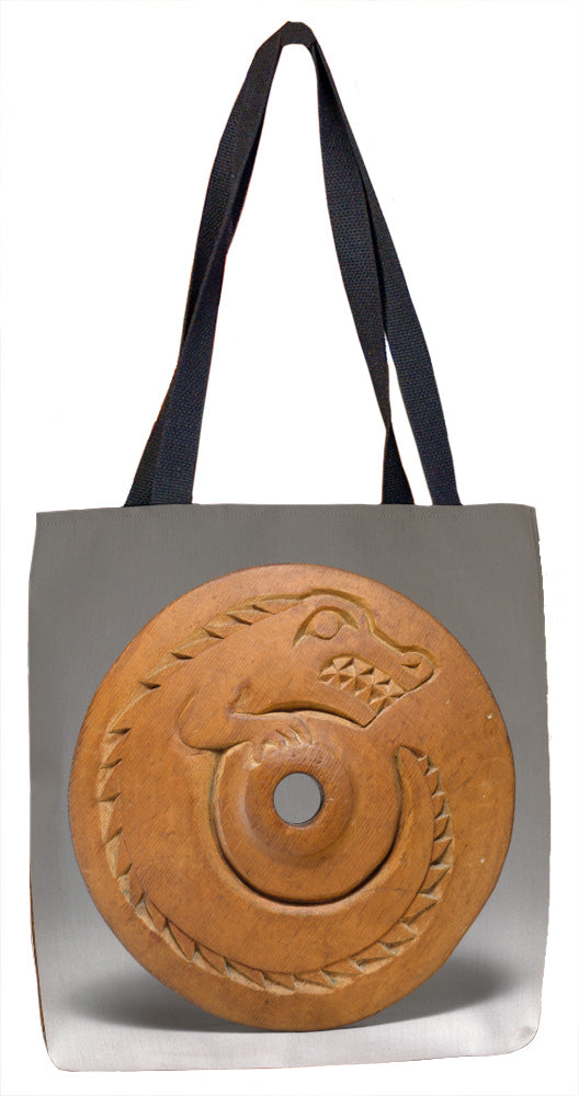 Spindle Whorl Tote Bag - ImageExchange