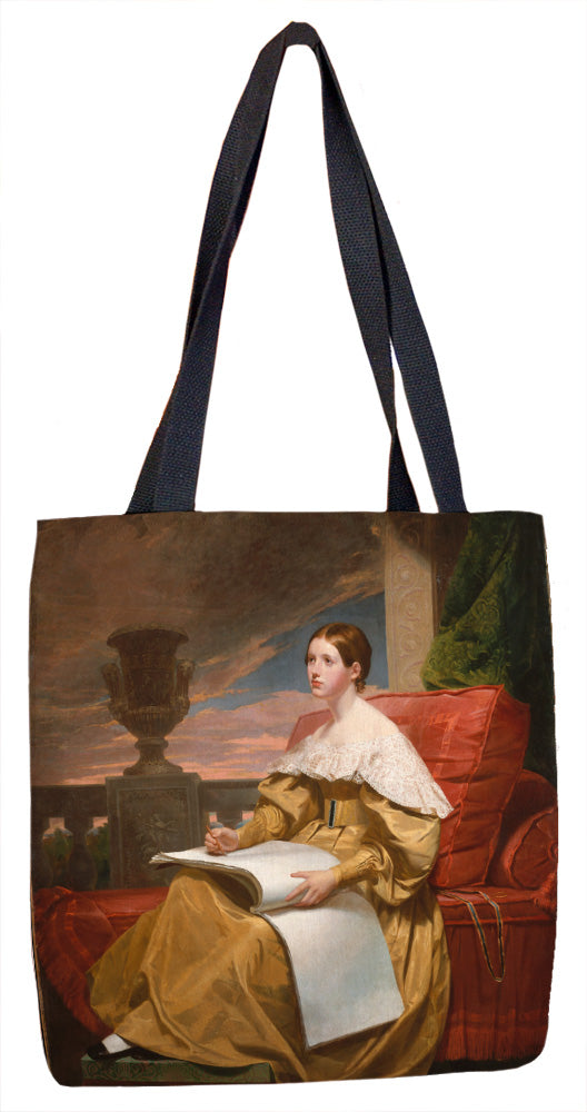 Susan Walker Morse (The Muse) Tote Bag - ImageExchange