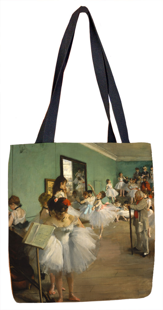 The Dance Class Tote Bag - ImageExchange