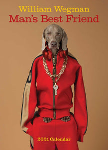 Man's Best Friend 2021 Wall Calendar - ImageExchange