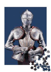 Half Armor for the Foot Tournament Puzzle - ImageExchange