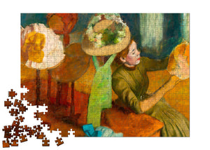 The Millinery Shop Puzzle - ImageExchange