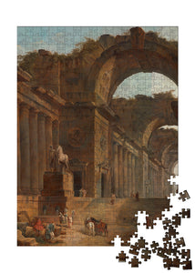 The Fountains Puzzle - ImageExchange