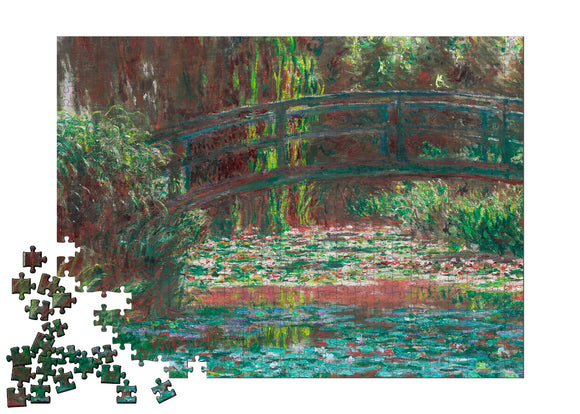 Water Lily Pond Puzzle - ImageExchange