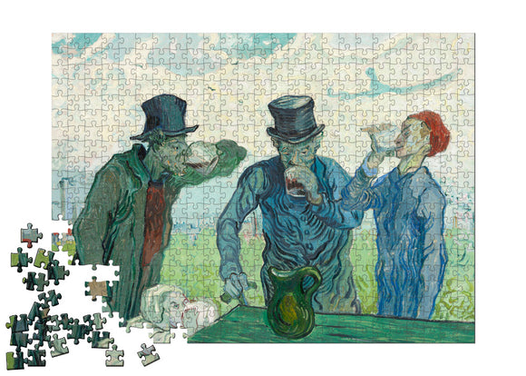 The Drinkers Puzzle - ImageExchange