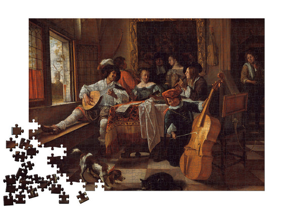 The Family Concert Puzzle - ImageExchange