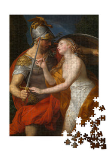 Allegory of Peace and War Puzzle - ImageExchange