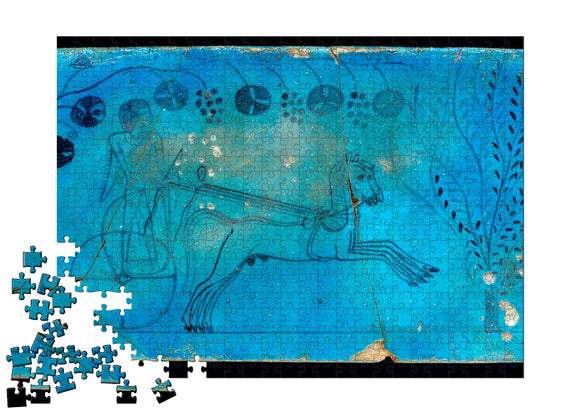 Faience Tablet Puzzle - ImageExchange