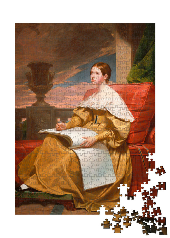 Susan Walker Morse (The Muse) Puzzle - ImageExchange
