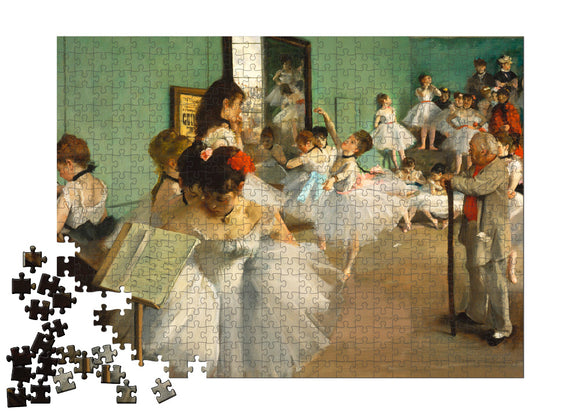 The Dance Class Puzzle - ImageExchange