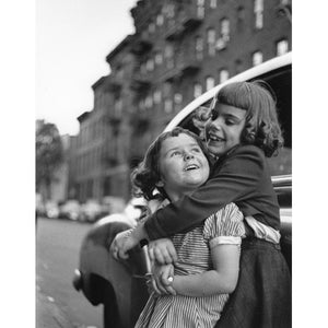 Friends, New York City, 1947 Photograph - ImageExchange