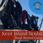 KIS Dive Boat Rental Gear