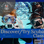 Discover/Try Scuba