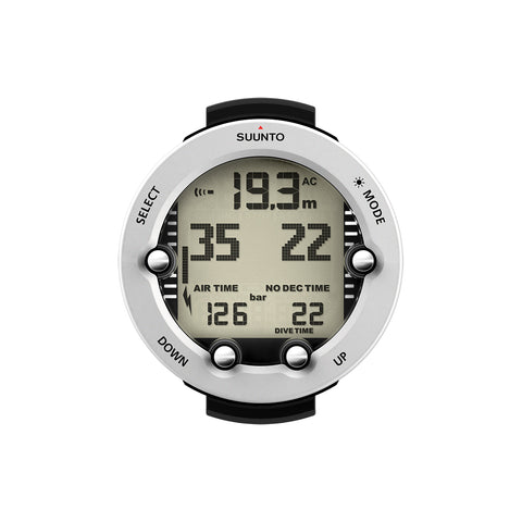 Suunto VYPER NOVO WHITE WITH BOOT AND USB