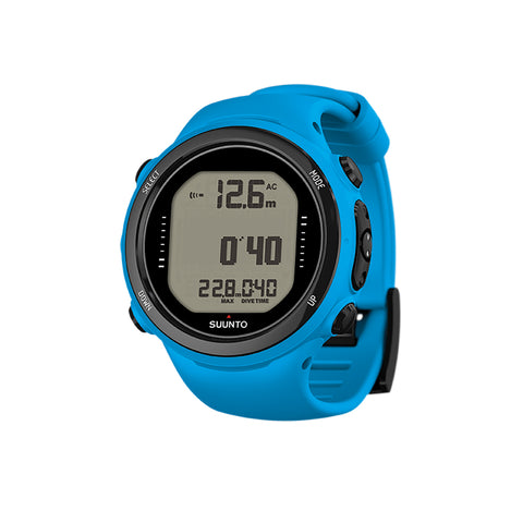Suunto D4i NOVO BLUE WITH USB