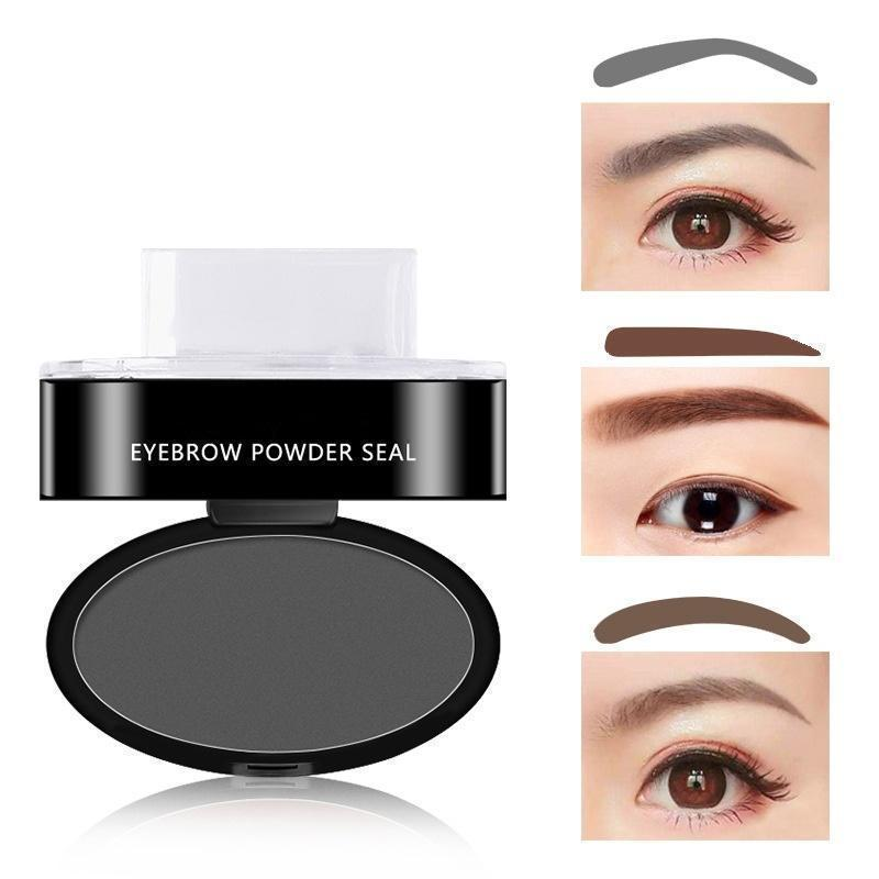Long-Lasting Waterproof Eyebrow Stamp
