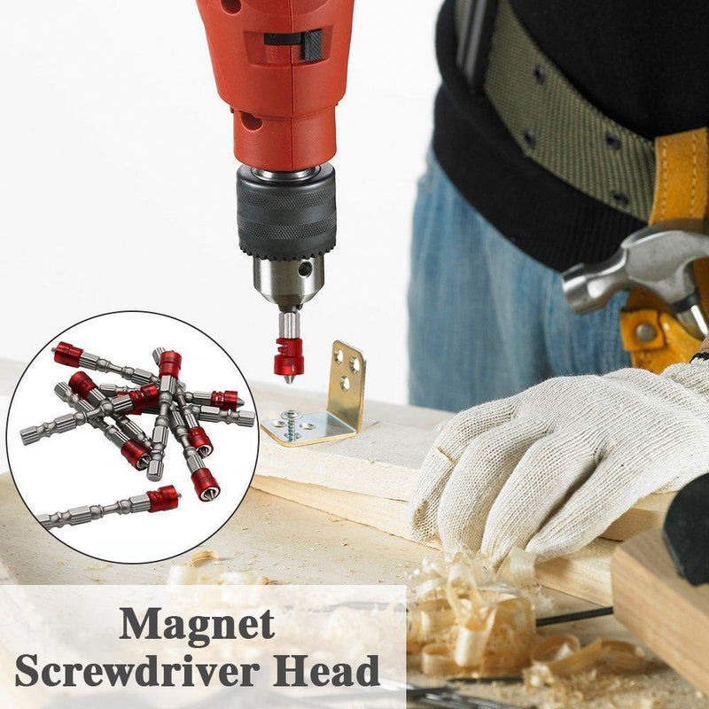 Magnet Screwdriver Head