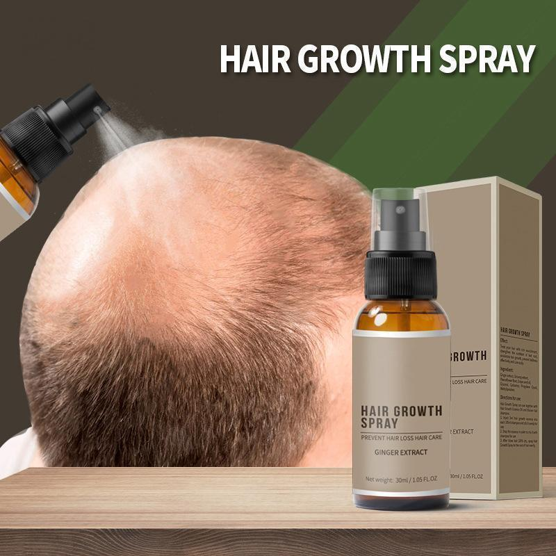 Fast Natural Hair Growth Spray, 30ml