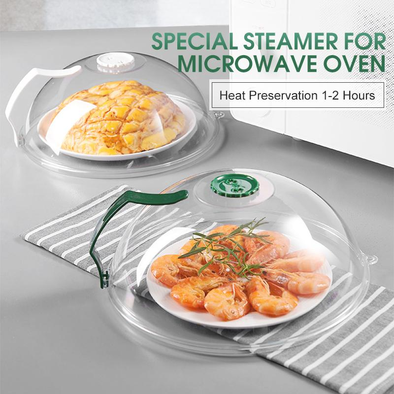 Pre-Sale>>Microwave Food Splashes Cover