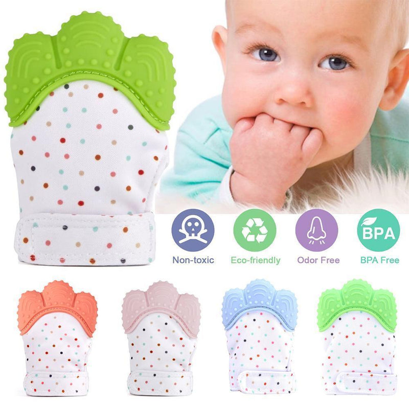 Baby Teething Gloves