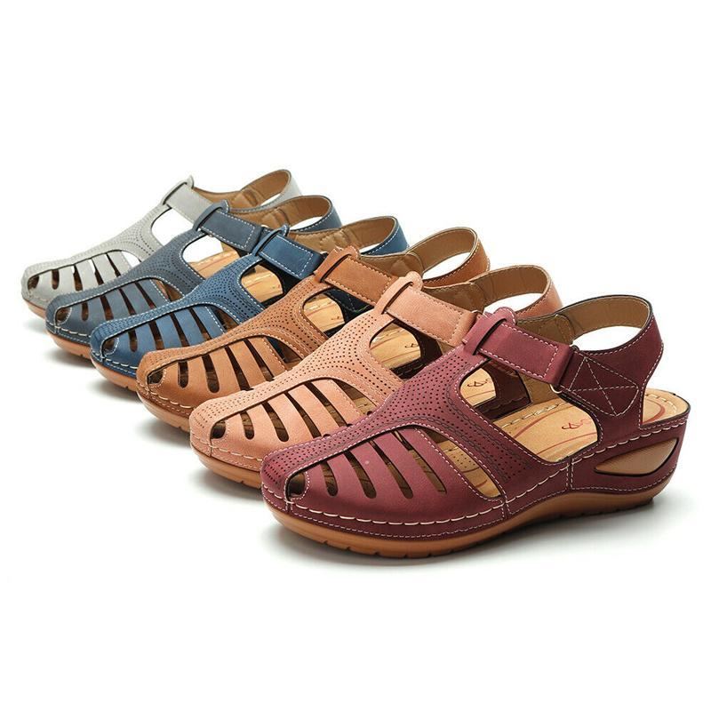 Women's Summer Round Toe Sandals