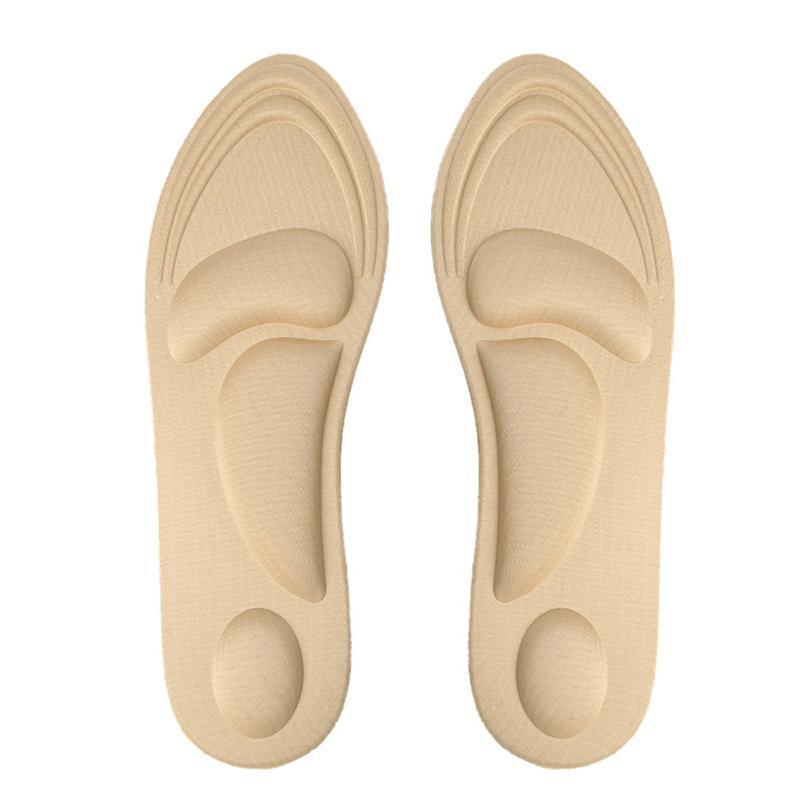 4D Insole Comforter-Reduce Shock And Pressure-1 Pair
