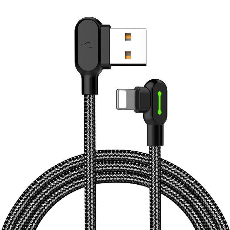 90 Degree Elbow Smart Charging Cable