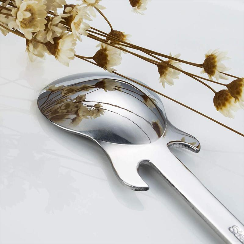 Stainless Steel Guitar Spoon
