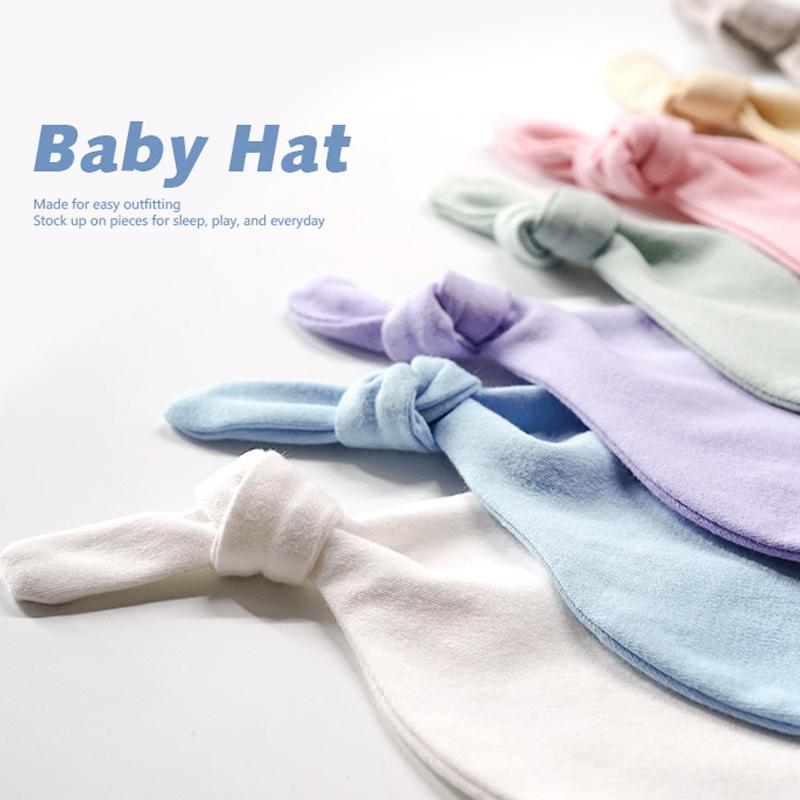 Cotton Newborn Hat