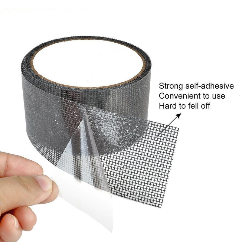 Prevents Intruding Insects Screen Repair Kit