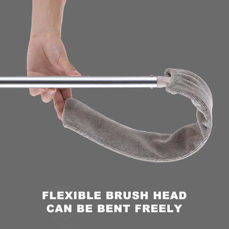 Long Handle Crevice Dust Brush