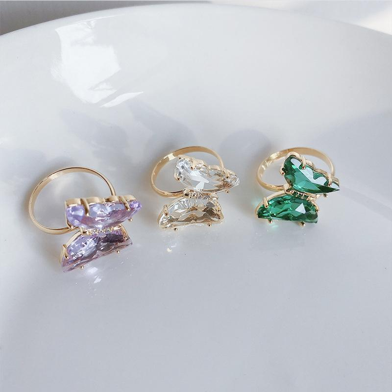 Butterfly rings for Women