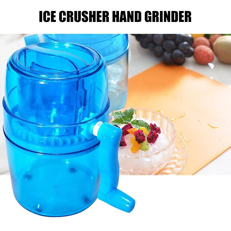 Children's Hand-Cranked Ice Machine
