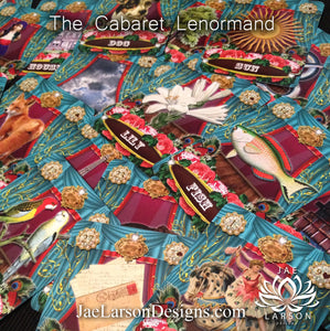 The Cabaret Lenormand Deck