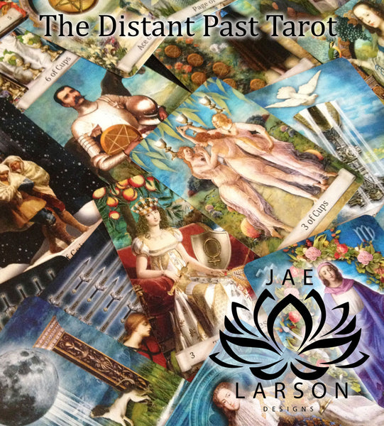 The Distant Past Tarot - TAROT SIZE