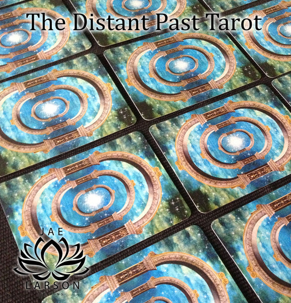 The Distant Past Tarot - LARGE SIZE