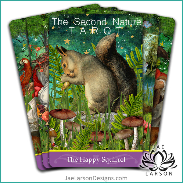 The Second Nature Tarot- Tarot Size