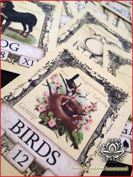 Alternate Realities Lenormand Card Deck