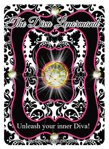 The Diva Lenormand Card Deck