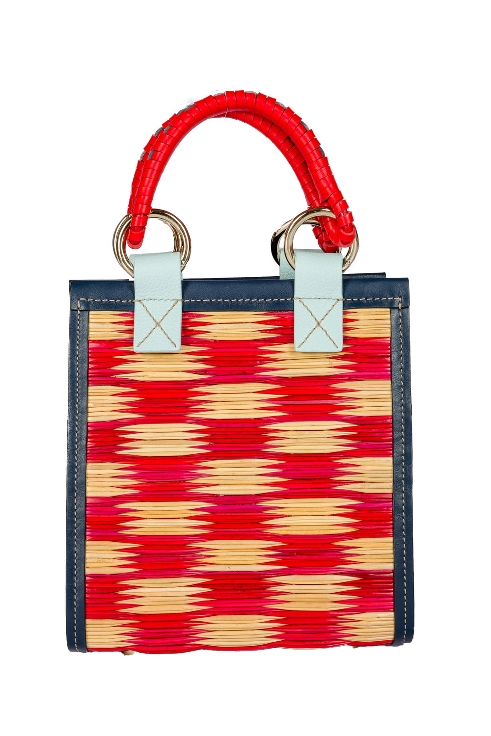 G bag red and navy - LAST ONE!