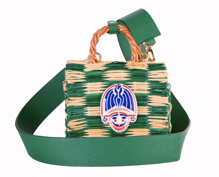 Tom tom mini green with strap - only 3 !