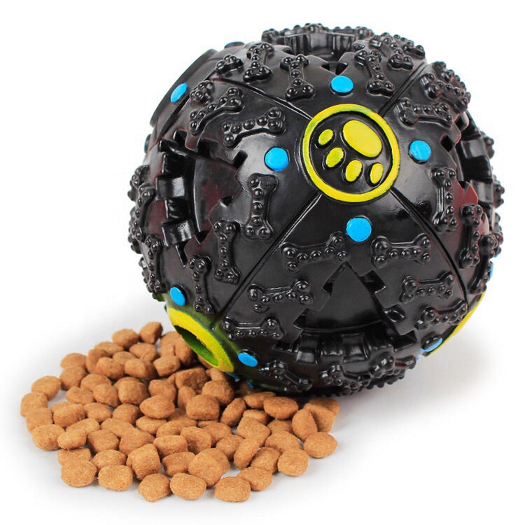 Pet IQ Treat Dog Ball