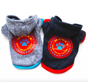 Paw print Hoodies for dogs