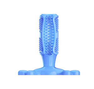 Silicone Dog teeth Care toy